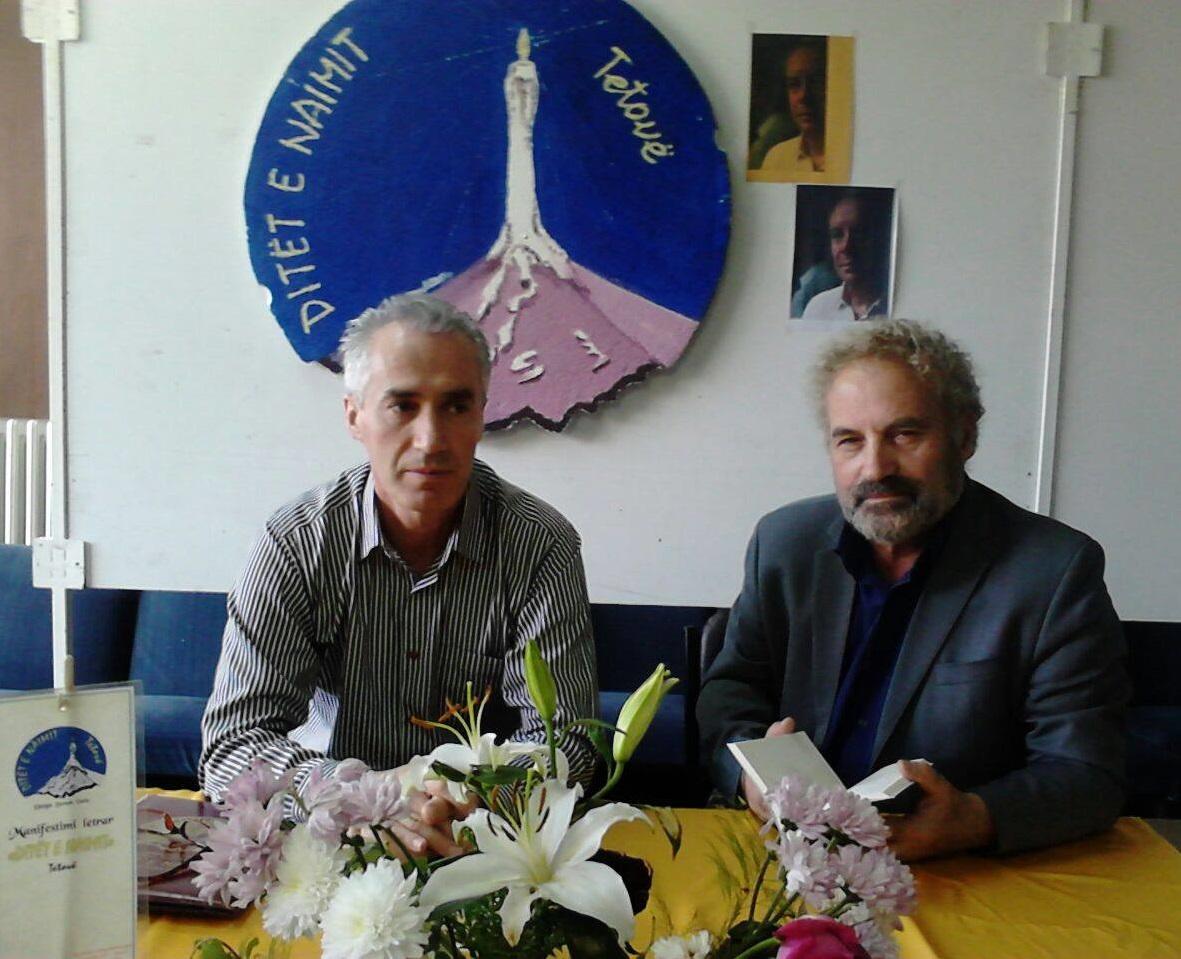Drejtori i Festivalit Shaip Emerllahu