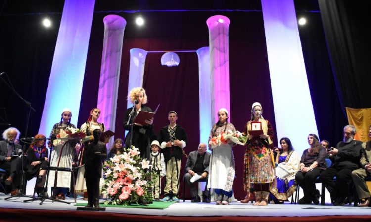 "CLOSURE OF THE 21TH INTERNATIONAL POETRY FESTIVAL ""DITËT E NAIMIT"""